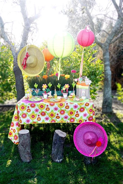 Birthday Party Ideas  Blog Fiesta