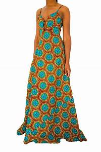 robe wax longue en pagne pas cher couture senegalaise et With robe pas cher fashion