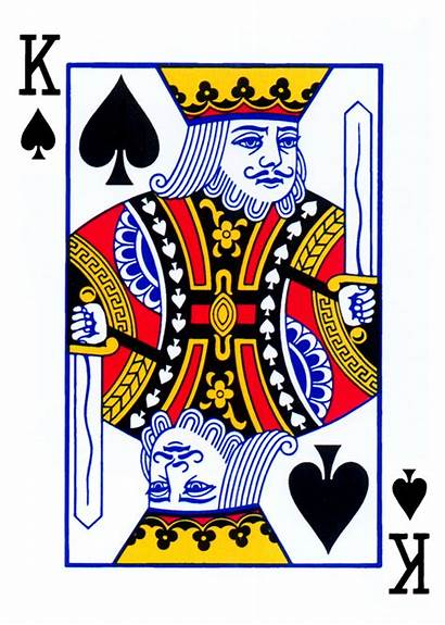 Cards Ace King Queen Jack Each Many