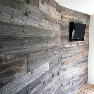 Deco Mur En Bois Planche : comment poser un bardage vieux bois ~ Dailycaller-alerts.com Idées de Décoration