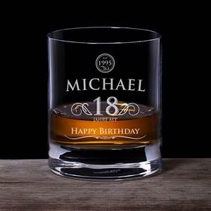 Geburtstag Berechnen : whiskyglas 18 geburtstag elegant mit personalisierter gravur ~ Themetempest.com Abrechnung