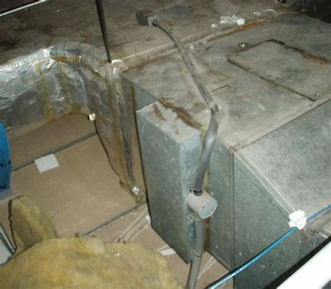 asbestos  air conditioning hvac asbestos testing