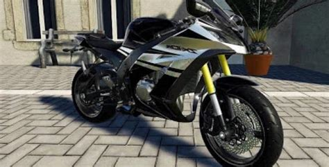 Motorcycle Black Edition Fs 2019 Farming Simulator 19