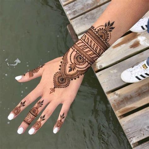 modele de henné 1001 id 233 es pour un tatouage henn 233 ultra impressionnant