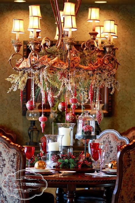 christmas table decors ideas  inspire  pinterest