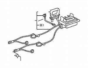 Toyota Rav4 Plug Assembly  Electric Vehicle Battery