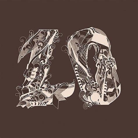 Creative New Typographic Designs  40 Examples