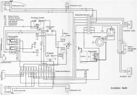 bmw isetta electric equipment 183 www oldtimerteile net