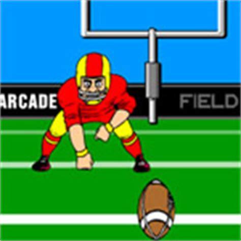 field goal play  football games