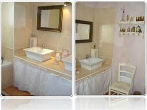 Rideau Salle De Bain : rideau meuble salle de bain ~ Dailycaller-alerts.com Idées de Décoration