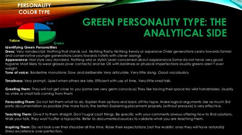 What Personality Color Type Are You?