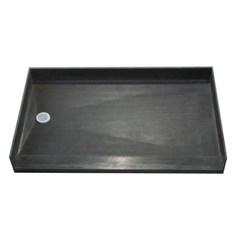 tileable shower pan 36 x 60 5 ft x 6 ft pvc shower pan liner kit 41620 the home depot