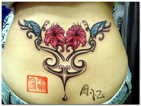 floral tattoo images designs