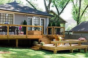 gelander am balkon bauen aus edelstahl holz oder glas With französischer balkon mit energiesäule garten selber bauen
