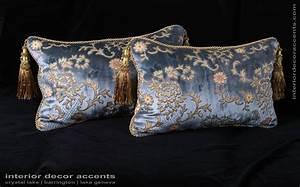 Scalamandre Sculpted Silk Velvet - Lee Jofa Elegant Accent