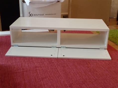 montage tiroir cuisine ikea meuble tv épuré et design diy