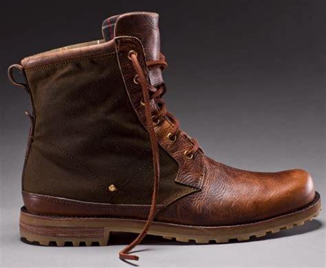 Ltd. Edition Rockport X Barbour Boots