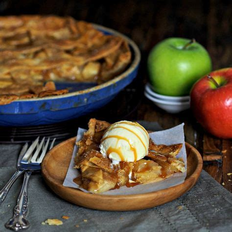 Jul 27, 2020 · things like apple pie, cake, and crumble are classic, but that's really just the start when it comes to possibilities. Salted Caramel Apple Tart (made the easy way) with store ...