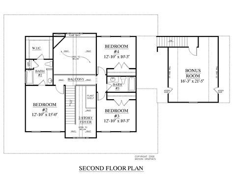 2 floor plans with garage houseplans biz house plan 2544 a the hildreth a w garage