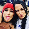 The Bella Twins Show Off Incredible Muscles On The WWE FYC ...