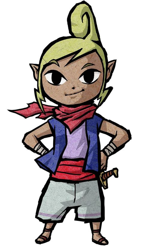 Tetra The Legend Of Zelda The Wind Waker Hd I Really