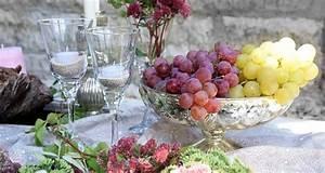 Herbst Tischdeko Natur : vintage tischdekoidee f r den herbst sch n bei dir by depot ~ Bigdaddyawards.com Haus und Dekorationen