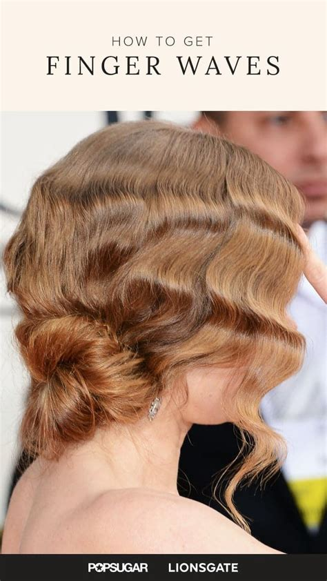 Finger Wave Updo Hairstyles by Best 25 Finger Waves Tutorial Ideas On Retro