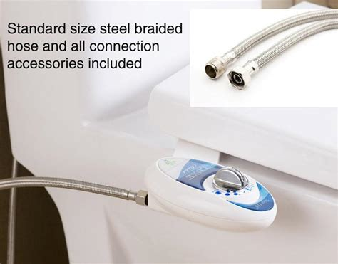 Luxe Bidet by Luxe Bidet Neo 110 Toilet Seat Attachment Bidet Org