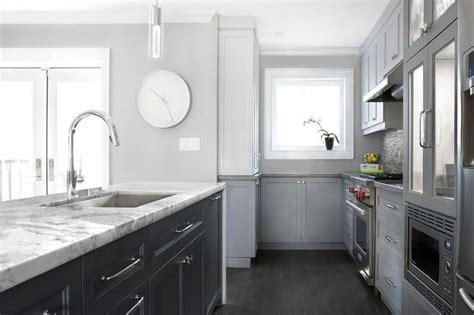 dark grey kitchen cabinets light gray kitchen with dark cabinets best 20 light grey