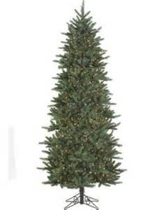 wholesale 6 5 slim fresh cut carolina frasier artificial christmas tree multi pre lit