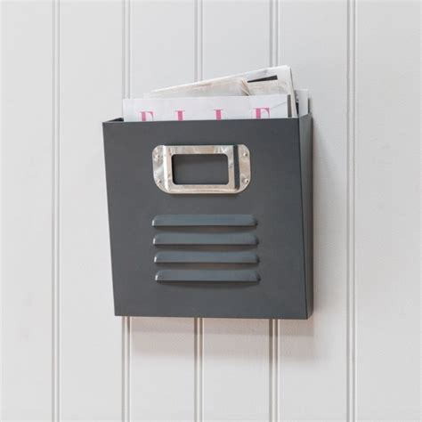 wall mount magazine rack magazine rack charcoal