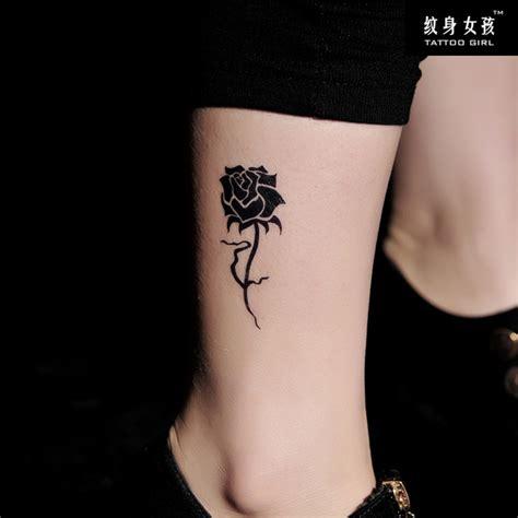 Tatuagem De Rosa No Braco Pequena MMOD