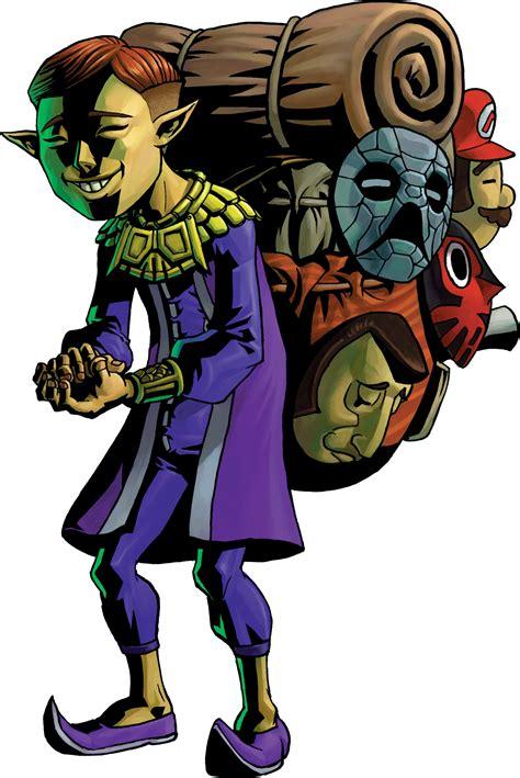 The Legend Of Zelda Majoras Mask Characters Zeldapedia