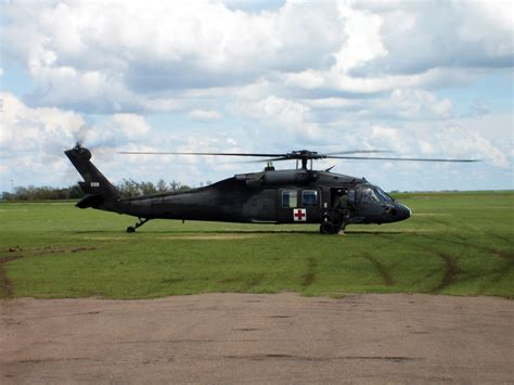 Us Uh-60 Black Hawk Helicopter Picture
