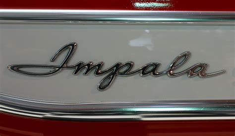 Chevrolet Impala Emblem Design   Cartype