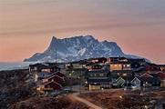 Colourful Nuuk Marathon - Visit Greenland