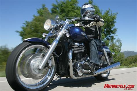Recall For 2010 Triumph Thunderbird