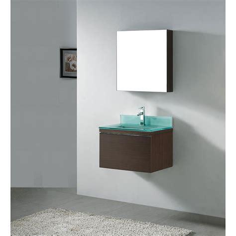 madeli venasca  bathroom vanity  glass basin