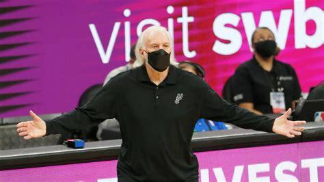Gregg Popovich on Spurs' $25K fine for violating resting ...
