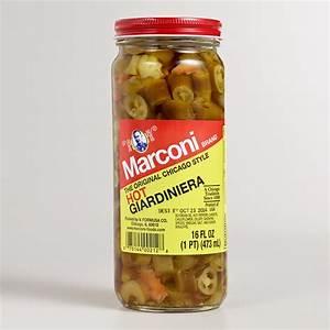 Marconi Hot Giardiniera World Market
