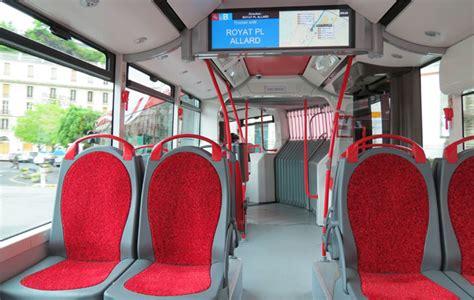 ratp siege trans 39 dossier aménagement intérieur des autobus