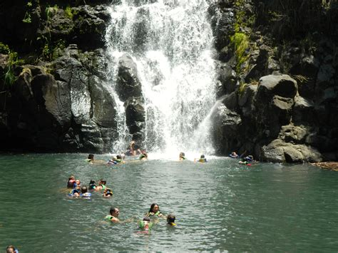 Waimea Falls Photos And Directions
