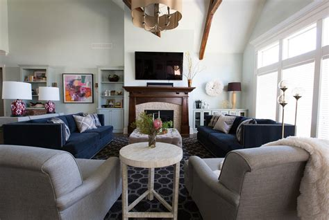 Decorating A Big Living Room : How To Decorate A Large Living Room