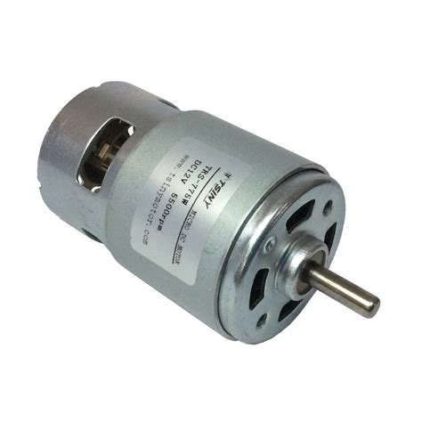 Electric Motor Magnets by Diy Small Permanent Magnet Electric Dc 12v Brush Dc Motor