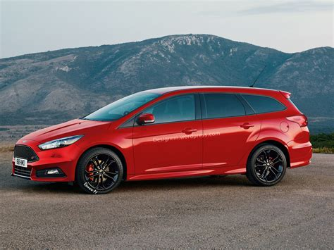 Focus St Wagon by 2015 Ford Focus St Wagon Rendered Makes Sense As A Diesel