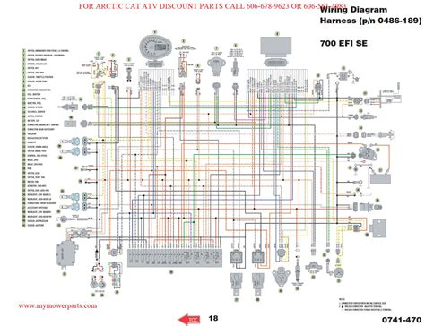 2008 King 450 Wiring Diagram by Wrg 7447 Arctic Cat 440 Snowmobile Wiring Diagrams