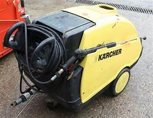 Karcher Eau Chaude Occasion : nettoyeur haute pression karcher hd 655 ~ Edinachiropracticcenter.com Idées de Décoration