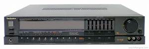 Technics Sa-r330 - Manual - Am  Fm Stereo Receiver