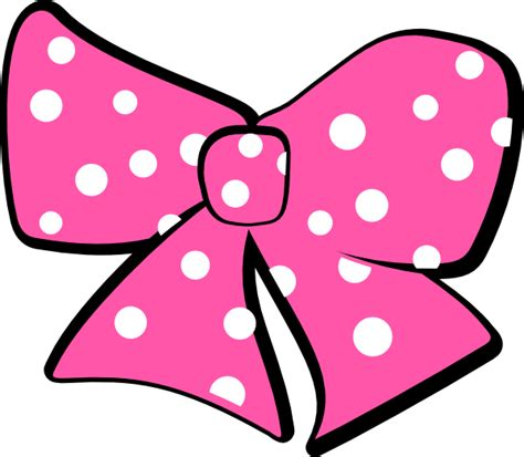 bowtique hair bows minnie mouse bow clipart imagui