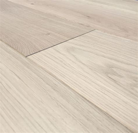 Prefinished White Oak Flooring by White Oak Wide Plank Hardwood Flooring